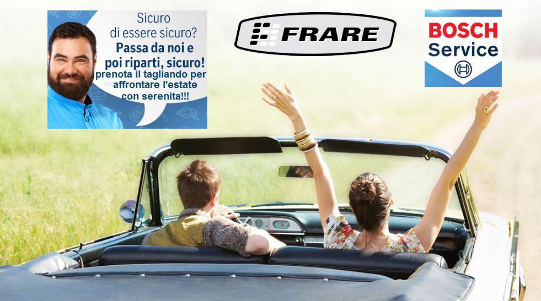 Tagliando auto e sanificazione ad ozono